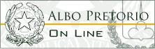 Albo Preotorio online