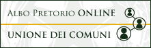 Albo Pretorio Unione dei Comuni Montani Maiella Orientale - Verde Aventino